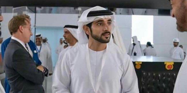 Фантастический автомобиль арабского шейха, который поражает воображение