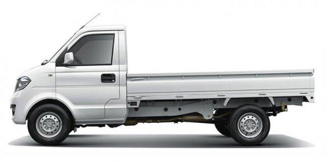В Украине появились уникальные компактные коммерческие грузовики по цене ЗАЗ Lanos