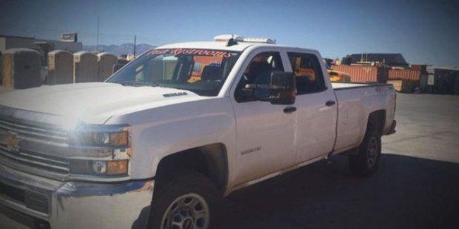 Настоящий герой Лас-Вегаса: ради спасения людей угнал автомобиль