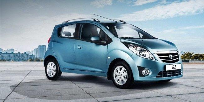 Топ-10 самых дешевых новых авто на украинском рынке