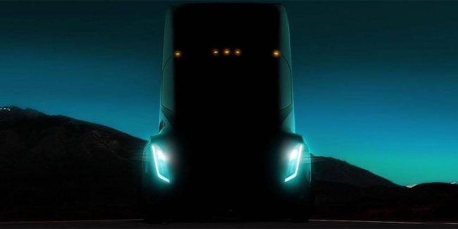 Tesla перенесла премьеру своего первого электрического грузовика