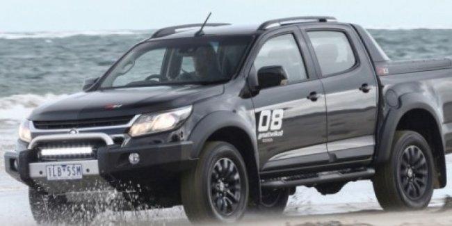 Chevrolet представил автомобиль для любителя активного отдыха
