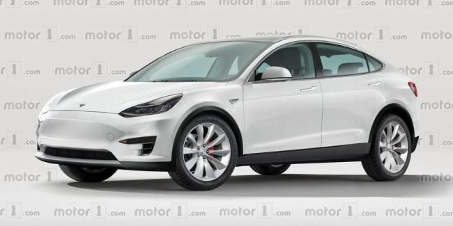 Tesla Model Y 2019: новые подробности недорогого электрокроссовера