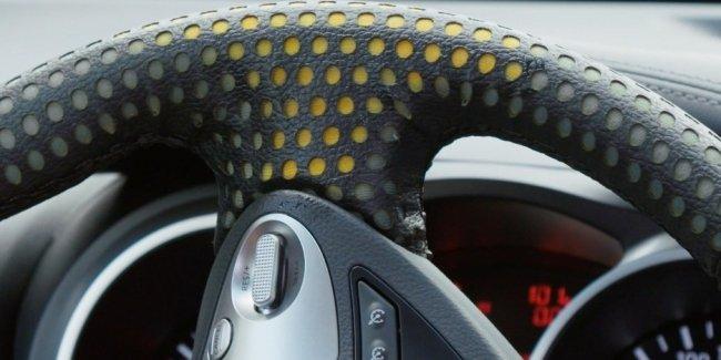 Автомобиль Nissan предупредит об обезвоживании