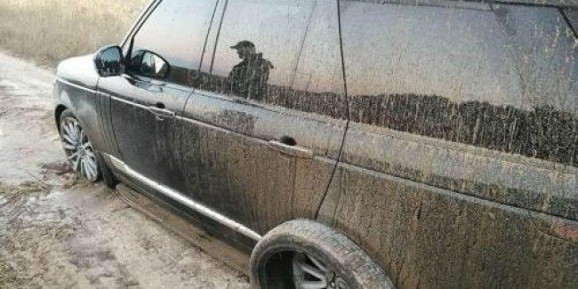 Благодаря GPS сигнализации полиция смогла отыскать угнанный Range Rover за 1 час