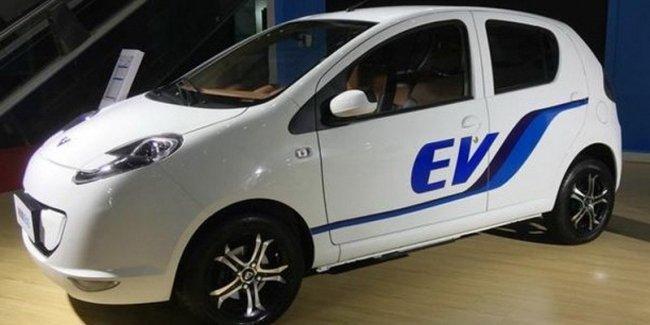 Появился новый китайский автобренд