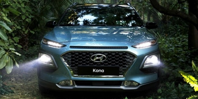Hyundai N сделает горячие внедорожники Tucson и Kona
