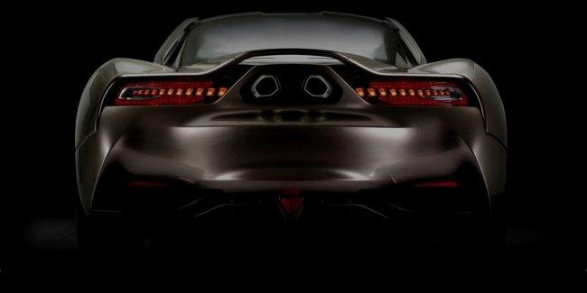 Создатель McLaren F1 сделал для Yamaha второй концептуальный спорткар