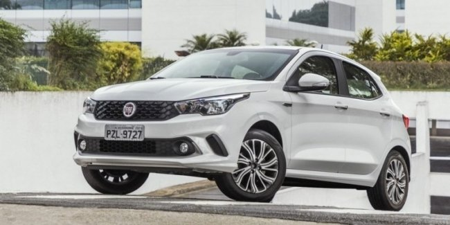 Fiat готовит замену хетчбэку Punto