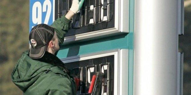 Бензин и дизтопливо продолжают дорожать