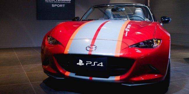 В коллекционный набор GranTurismo Sport включили настоящий Mazda MX-5