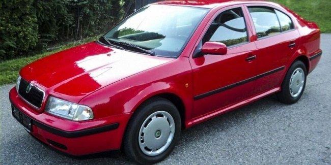 Первую Skoda Octavia в идеальном состоянии выставили на продажу