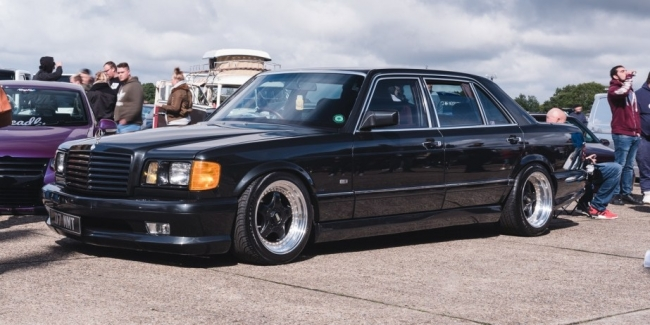 Крутой Mercedes S-Class, о котором ты не знал