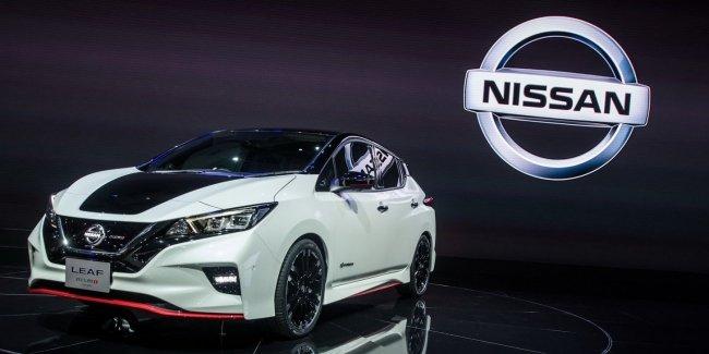Спрос на новый Nissan Leaf оказался выше прогнозов