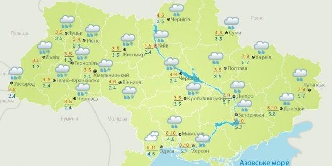 Штормовое предупреждение в Украине. Что нужно знать автомобилистам
