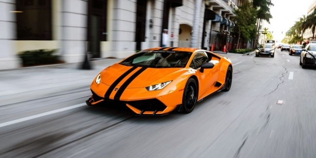 Гибридный суперкар Lamborghini появится в 2022 году