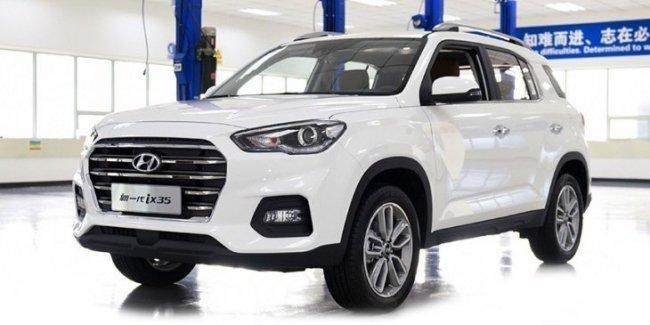 Новый Hyundai ix35 рассекречен официально