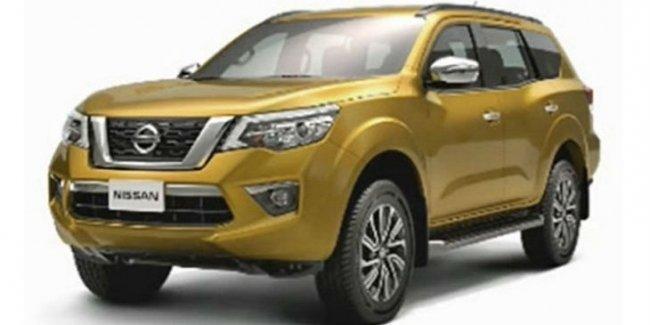 Рассекречена техническая «начинка» нового внедорожника Nissan