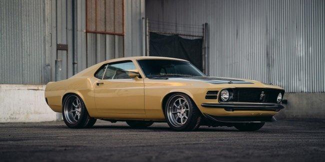 В SpeedKore построили Ford Mustang для Роберта Дауни