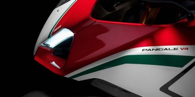 EICMA 2017: супербайк Ducati Panigale V4 Speciale 2017