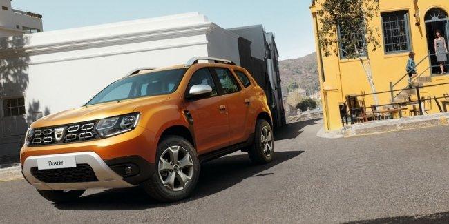 Новый Dacia Duster поступил в продажу