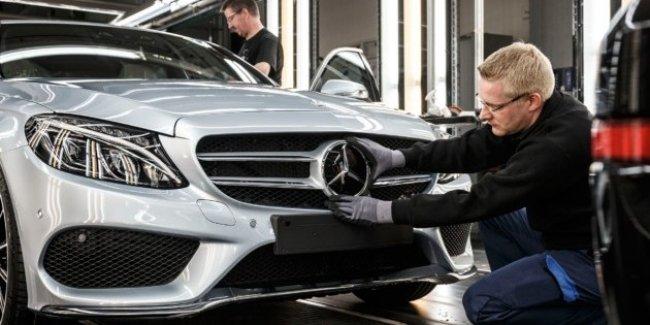 Mercedes-Benz фиксирует рекордные продажи