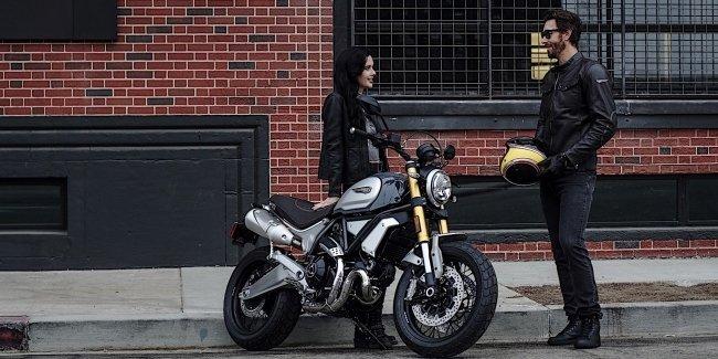 EICMA 2017: модельный ряд Ducati Scrambler 1100 2018