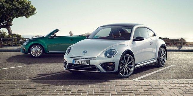 Volkswagen заменит Beetle заднеприводным электрокаром