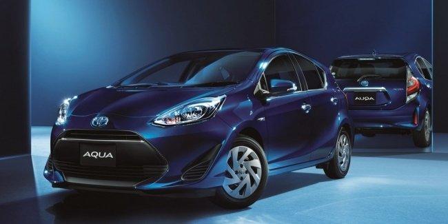 Компактный хэтчбек Toyota получил спецверсию