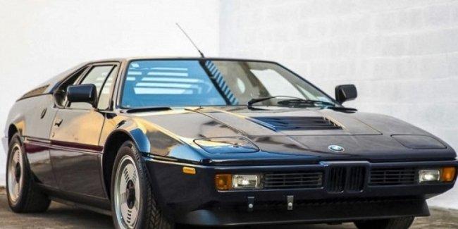 «Король спорткаров» BMW выставлен на торги