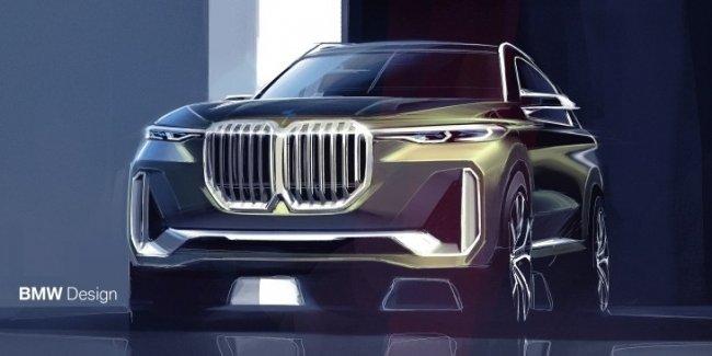 В планах BMW выпустить флагманский кроссовер X8