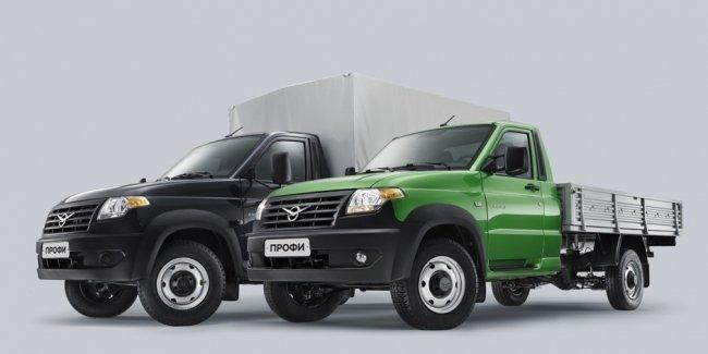 АИС выводит на рынок новую модель коммерческого автомобиля – УАЗ Профи!