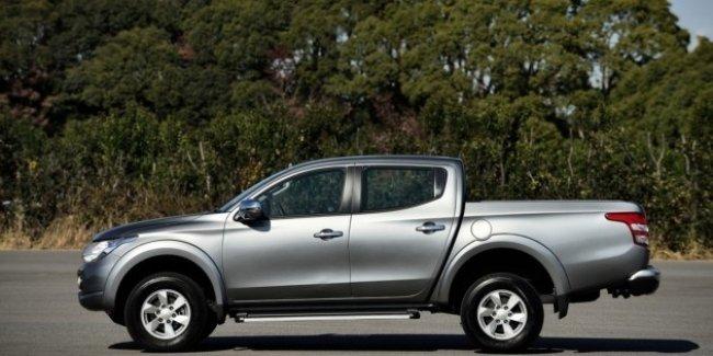 Новую версию Mitsubishi L200 раскрыли за несколько дней до премьеры