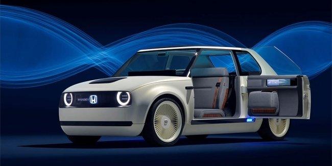 Электрокары Honda научат заряжаться за 15 минут