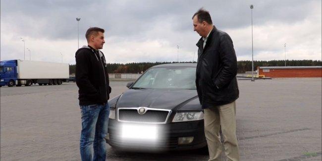 Секрет успеха: украинец и его Skoda Octavia с пробегом 1 млн км