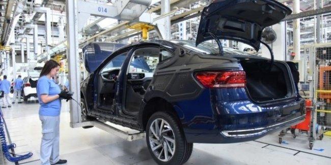 Volkswagen Virtus, он же новый Polo Sedan: производство началось