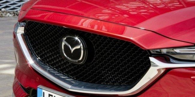 Mazda планирует выпустить новый кроссовер