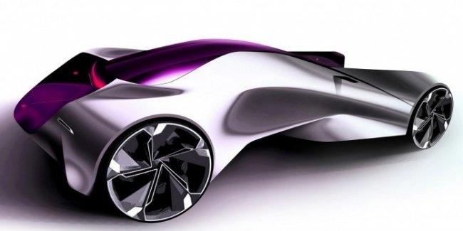 Jaguar показал автомобиль из будущего