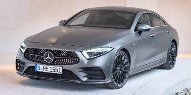 За считанные часы до официальной премьеры: в сети рассекретили новый Mercedes-Benz CLS