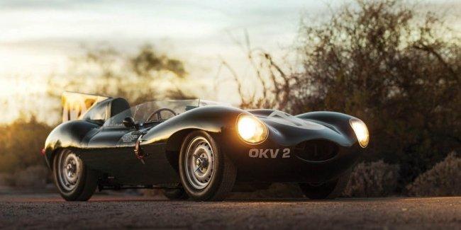 Гоночный Jaguar Стирлинга Мосса выставят на торги за 15 миллионов долларов