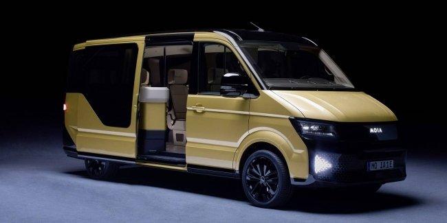Volkswagen задумал заменить личные автомобили электрическими минивэнами