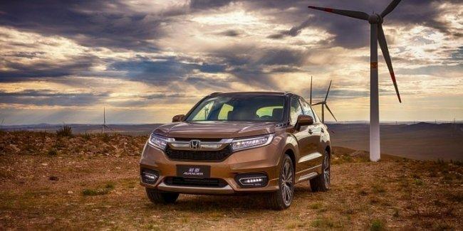 Honda готовится вывести на американский рынок новый кроссовер