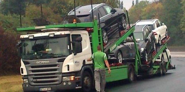 С 2018 года в Украине снизятся пошлины на авто из ЕС
