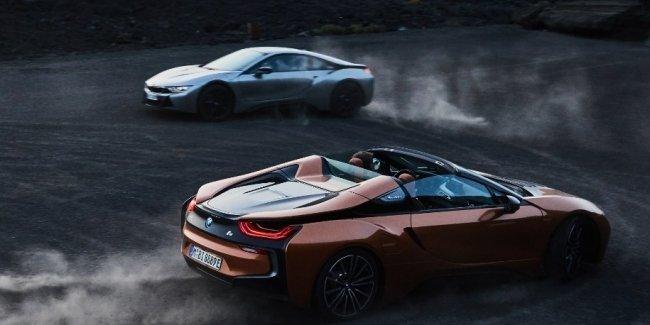 BMW выпустит 800-сильный электрокар с запасом хода 700 километров