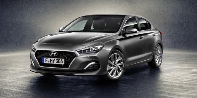 Hyundai озвучил цены фастбека i30 Fastback