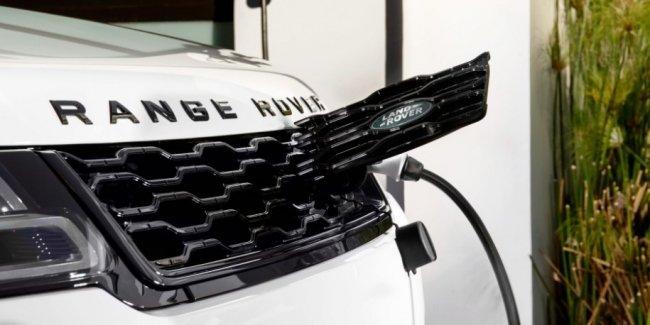 В линейке Land Rover появится электрический внедорожник