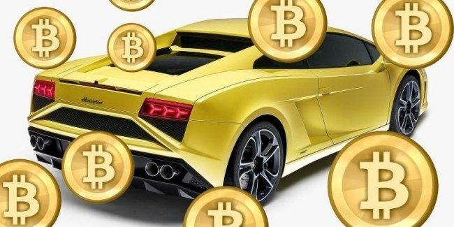 Какие автомобили можно купить в Украине за биткоины