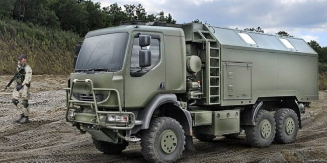 Самый «ловкий» грузовик показали на видео