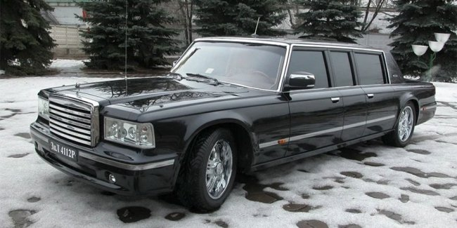 «Забракованный Путиным» лимузин продадут за один миллион долларов