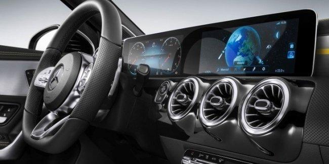 Mercedes представит в Лас-Вегасе новую мультимедиа-систему MBUX